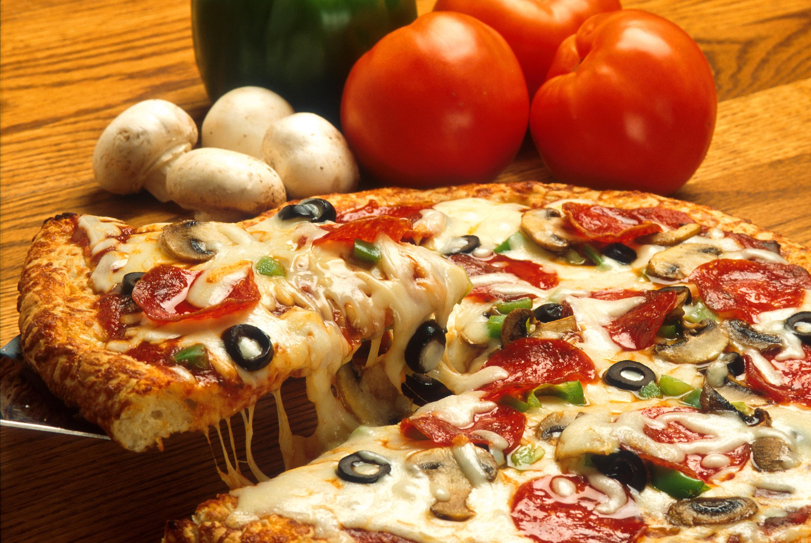 Картинки на телефон пицца